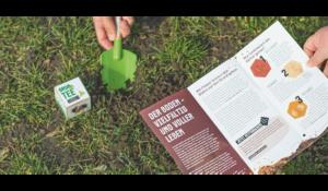 Deutschland buddelt – mit  Teebeuteln den Boden erforschen