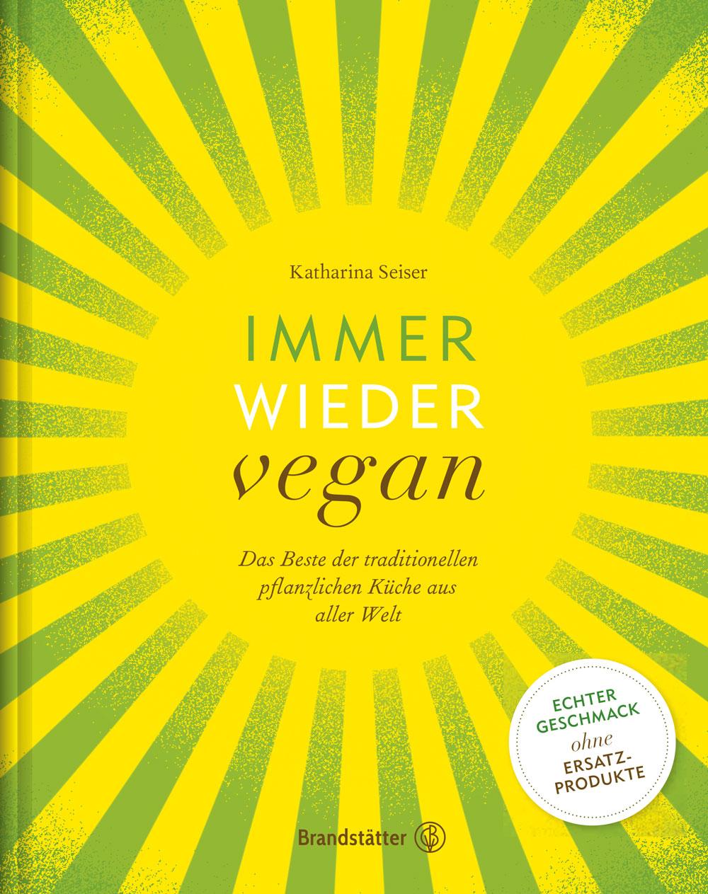 Immer wieder vegan Cover