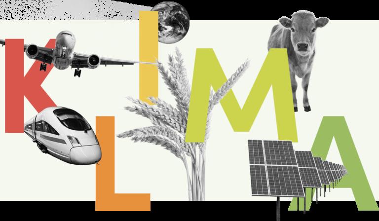 Handeln gegen den Klimawandel Titelbild